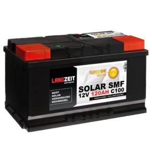 Solar-Batterie